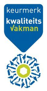 Dakdekker in Haarlem, voorzien van Keurmerk Kwaliteitsvakman
